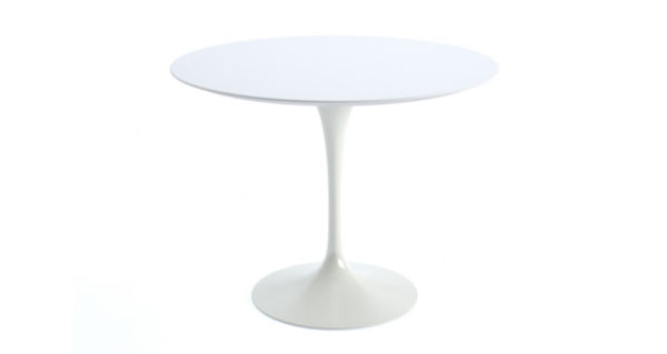 knoll international - saarinen tisch - 910mm fuß klein - eero saarinen