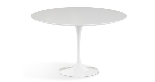 knoll international - saarinen tisch - 1300mm fuß groß - eero saarinen